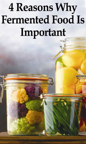 Why Fermented Food Is Important