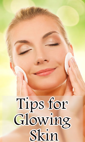 Tips Glowing Skin