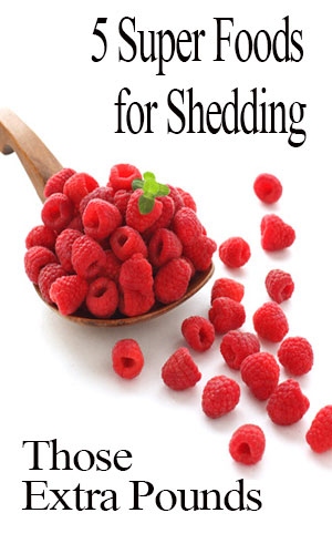 foods for shedding extra pounds