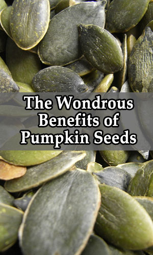 Benefits of Pumpkin Seeds