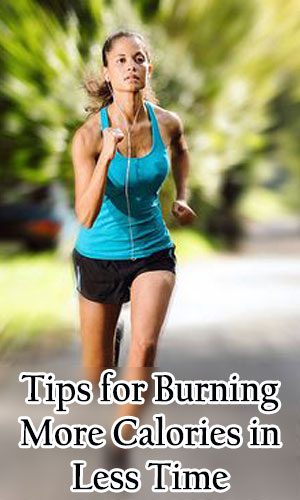 Burning More Calories in Less Time
