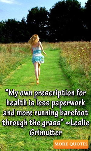 Quotes  about Health