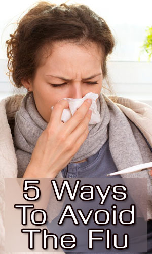 5 Ways To Avoid The Flu