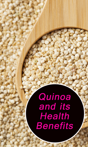 Quinoa Health Benefits