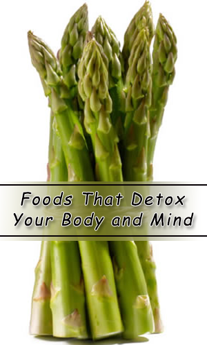 Foods That Detox Your Body and Mind