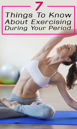 Exercising During Period
